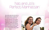 Nat and Jo's Perfect Manhattan