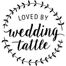 Loved by Wedding Tattle