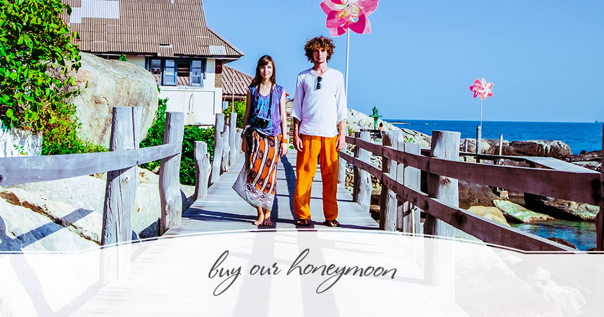 Our Dream Honeymoon A Honeymoon Fund Service