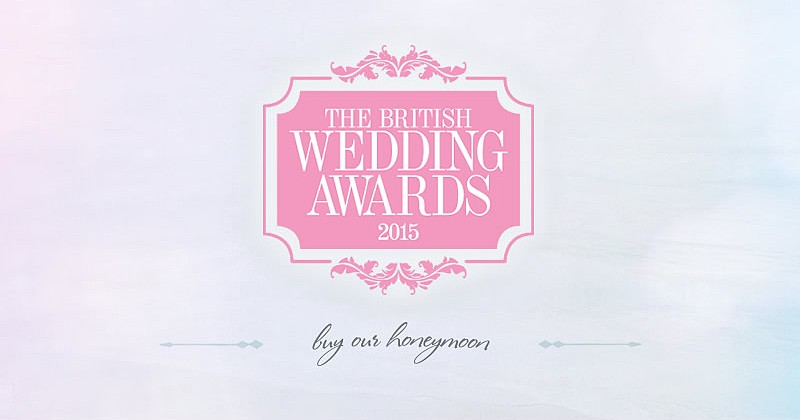 Prezola Wedding Gift List Reviews : The British Wedding Awards 2015 - Buy Our Honeymoon