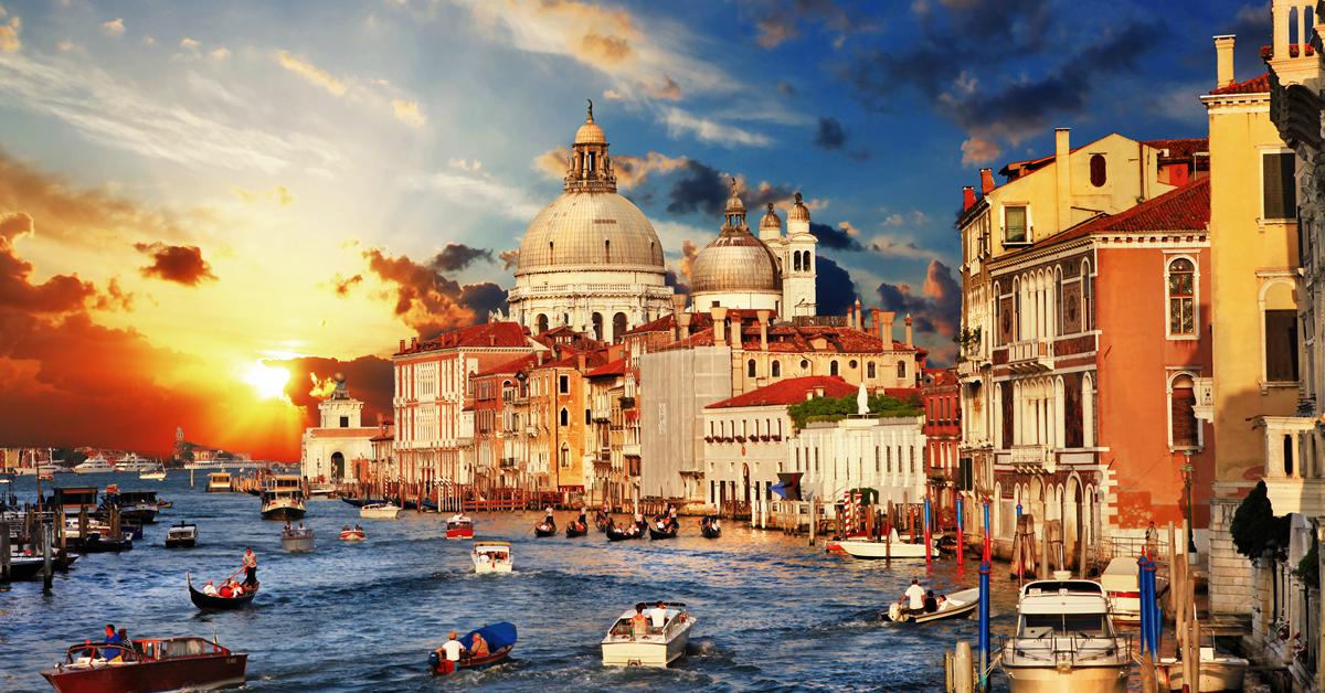 Honeymoon fund blog - Six of the best European honeymoon destinations