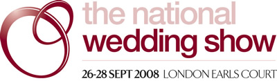 National Wedding Show, 26-28 September 2008