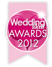 Wedding Ideas Awards 2012