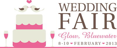 Wedding Fair at Bluewater, 8-10 February