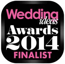 Wedding Ideas Awards 2014 Finalist