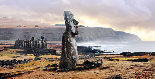 Easter Island — is there anywhere on Earth more mysterious?